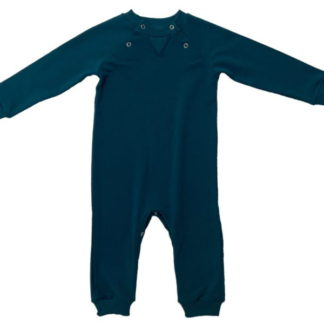 Baby playsuit bamboo